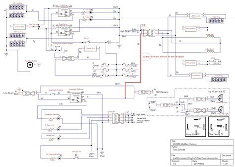 2008 Kawasaki 650 Klr Wiring Diagram by 1 Ignition On 2 Kawasaki Klr 650 Forum