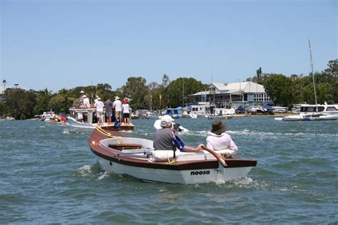 Boats For Sale Noosa by Cruising With Beautiful Boats Noosa Classic Boat Regatta