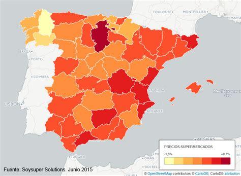 galicia es la region donde la compra del super sale mas
