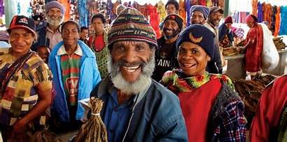 Guinea Papua Indigenous Discover Country