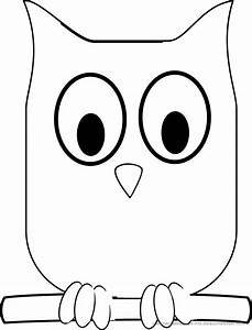 Free Coloring Pages Of Eulen