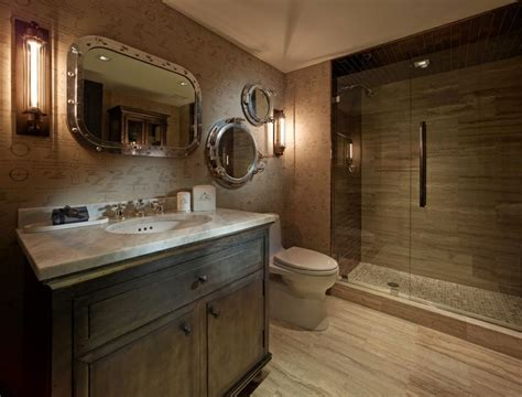 Bathroom Mirrors Metal Frame
