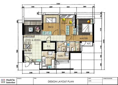 Small Restaurant Kitchen Layout Ideas - dash 39 in interior hand drawn designs floor plan layout