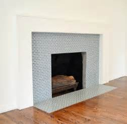 Mother Of Pearl Glass Subway Tile by Ocean Mini Glass Tile Fireplace Surround Subway Tile Outlet