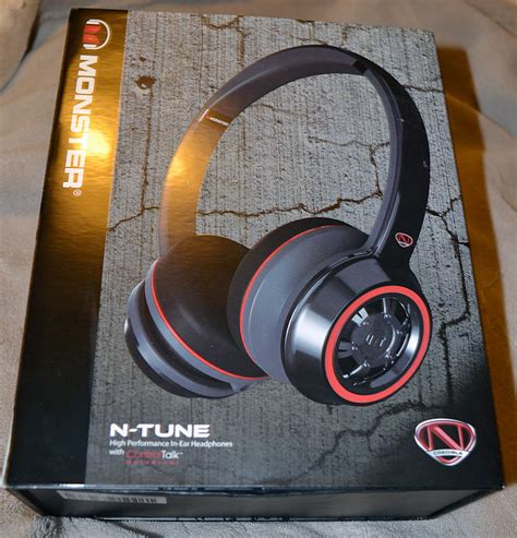 Monster Ncredible Ntune Onear Headphones Review The