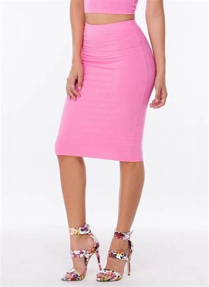 Pencil Skirt Bubblegum Bubble Gum Rock Ways