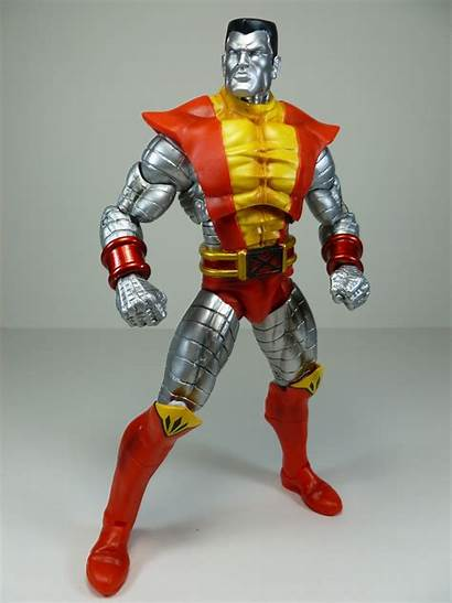 Colossus Marvel Select Action Figures Diamond Legends