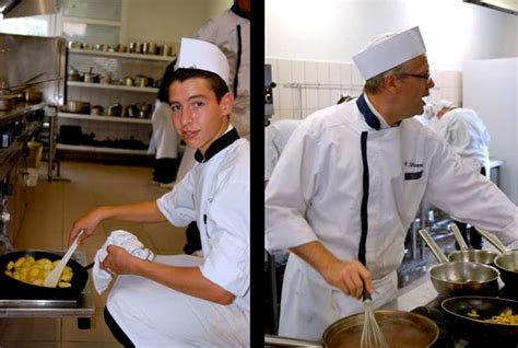 fiche de poste commis de cuisine formation en hôtellerie cap cuisine lycée andré