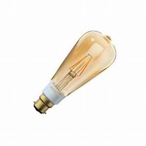 Ampoule Baionnette Led : achat vente lampe ampoule led 230v culot ba onnettes b22 ~ Edinachiropracticcenter.com Idées de Décoration