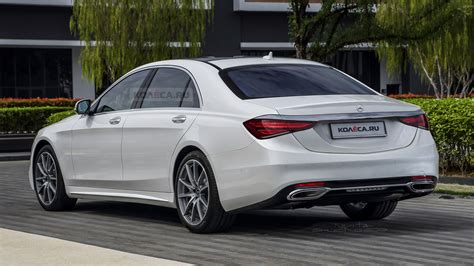 New Mercedes Sclass by Think These 2020 Mercedes S Class Renderings Look Accurate