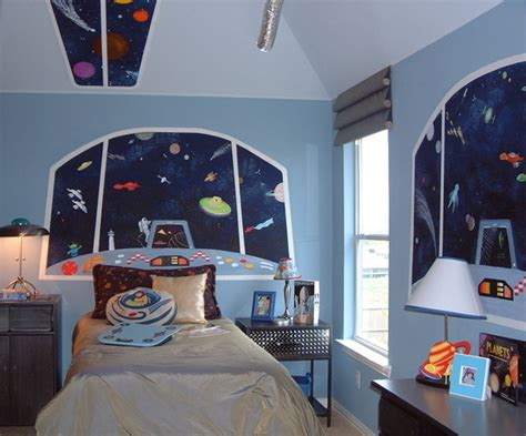 Outer Space Themed Bedroom Top Best Rooms On View Space
