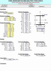 Beam Deflection Tables Aisc