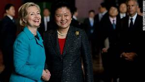 Woman could break Chinese political glass ceiling - CNN