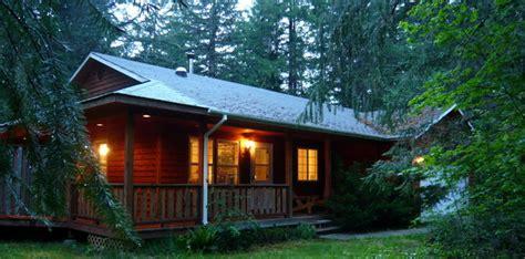 Jasmer's Rainier Cabins & Fireplace Rooms (ashford