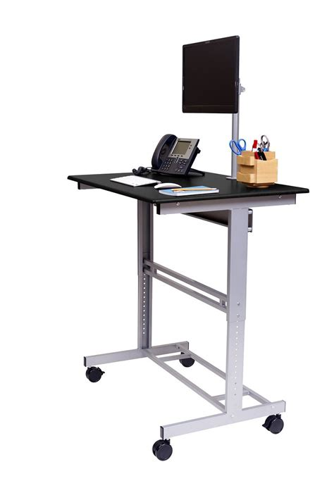 desk 40 inches long 25 best standing computer desk images on pinterest