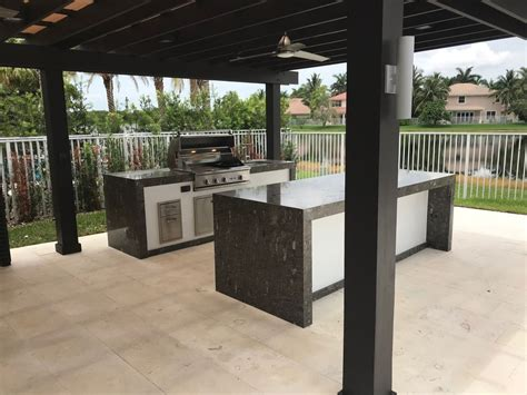 24+ Awe-Inspiring Outdoor Kitchen Covered