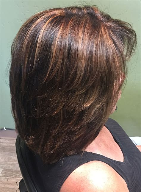 Medium Hairstyles With Highlights by Many Images And Pics Of All Types Of Haircuts And