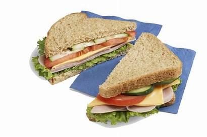 Sandwich Transparent