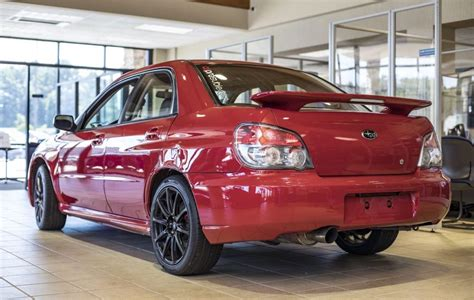 Baby Car Drive by For Sale 2006 Subaru Wrx From Baby Driver Rwd