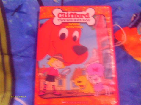 Dvd Clifford The Big Red Dog