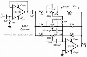 dictionary of electronic and engineering terms 3 band With tone controls