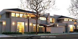 Corner Block Duplex Designs by Corner Block Homes Designs Sydney Home Design And Style