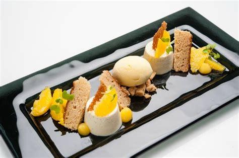 moderna cuisine orange panna cotta picture of white modern cuisine noord tripadvisor