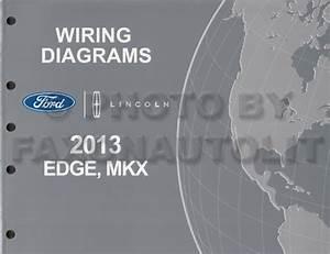 Ford Edge Wiring Diagram