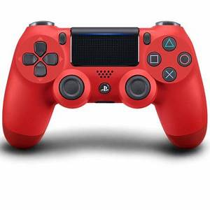 Sony DualShock 4 Controller, Magma Red, PlayStation 4 ...