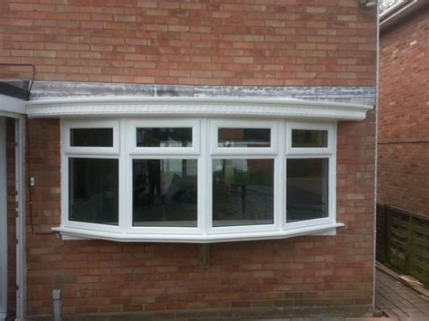 Replacement Pvcu Bow Window Market Drayton