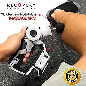 Amazon.com: Recovery Ultimate Deep Tissue Massager