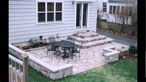 small backyard ideas tiny front garden and patio
