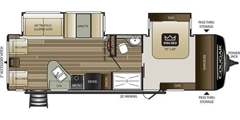 And flush to clean water only runs out of opening. 2021 Keystone Cougar Half-Ton 29RLD Travel Trailer ...