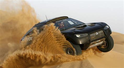 Hyundai H1 4k Wallpapers by Mitsubishi Readies Diesel Racing Lancer For Dakar Car
