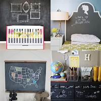 how to use chalkboard paint Chalkboard Paint Project Ideas | POPSUGAR Moms