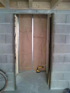 Faire une ouverture dans un mur en parpaing pour faire for Faire une ouverture dans un mur porteur en parpaing