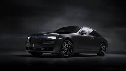 Royce Rolls 8k 4k Badge Ghost Wallpapers