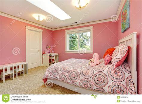 couleur de chambre a coucher moderne chambre à coucher pour des filles photo stock