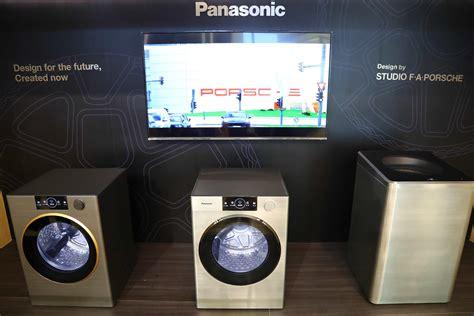panasonic showcases  latest appliances  awe