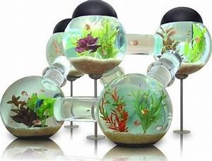 Coole Aquarium Deko : transform the way your home looks using a fish tank decor around the world ~ Markanthonyermac.com Haus und Dekorationen