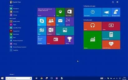 Windows Build 9926 Start Screen Isos