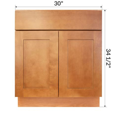 Bathroom Base Cabinets by 30 Quot Bathroom Vanity Sink Base Cabinet Maple Newport By