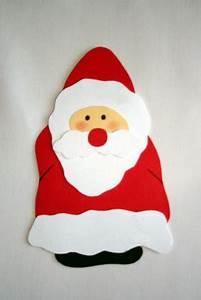 Weihnachtsmann Basteln Aus Pappe : weihnachtsmann basteln kinderspiele ~ Haus.voiturepedia.club Haus und Dekorationen
