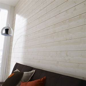 les differents types de lambris mur de chambre lambris With amazing peindre des poutres au plafond 8 poser des fausses poutres plafond