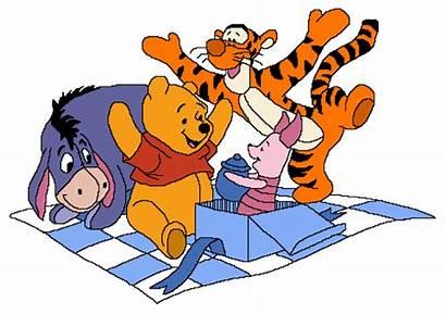 Pe Clipart Pooh Winnie Plys Kartun Anak