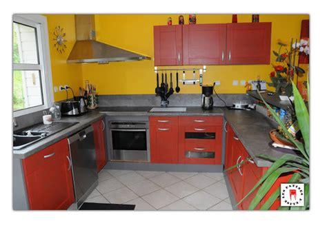 cuisine basalte comment moderniser une cuisine rustique eleonore déco