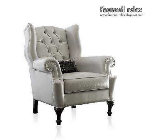 fauteuil berg 232 re 224 oreilles en cuir fauteuil relax