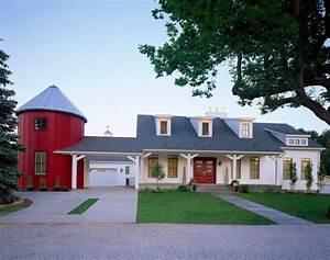 Modern Traditional Farmhouse Farmhouse Exterior Salt