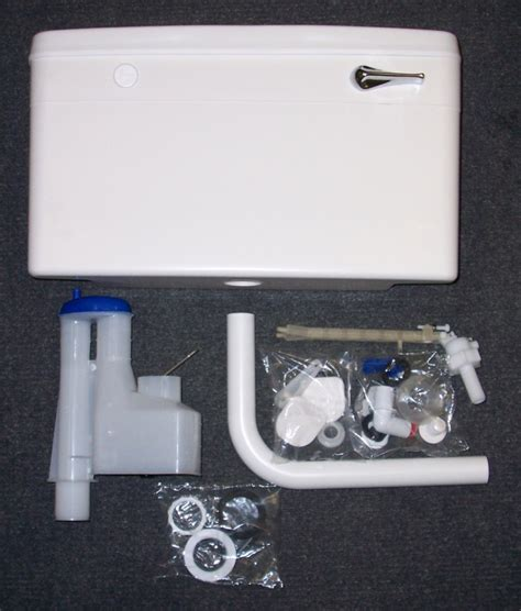 Fordham Sprite White Toilet Cistern   Plumbers Mate Ltd