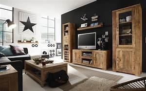 Wohnzimmer Holz Modern : stuckleiste bilder ideen couchstyle ~ Orissabook.com Haus und Dekorationen